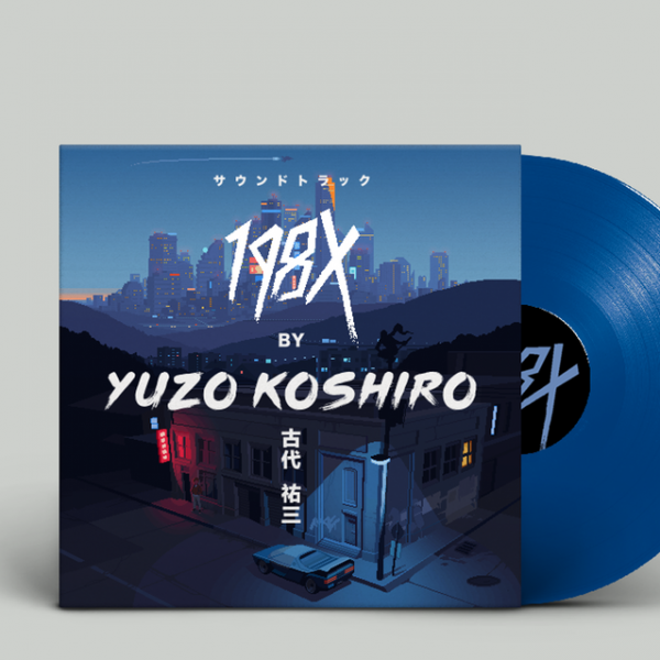 "Composer Yuzo Koshiro Joins Retro-Inspired ""198X"" Campaign"