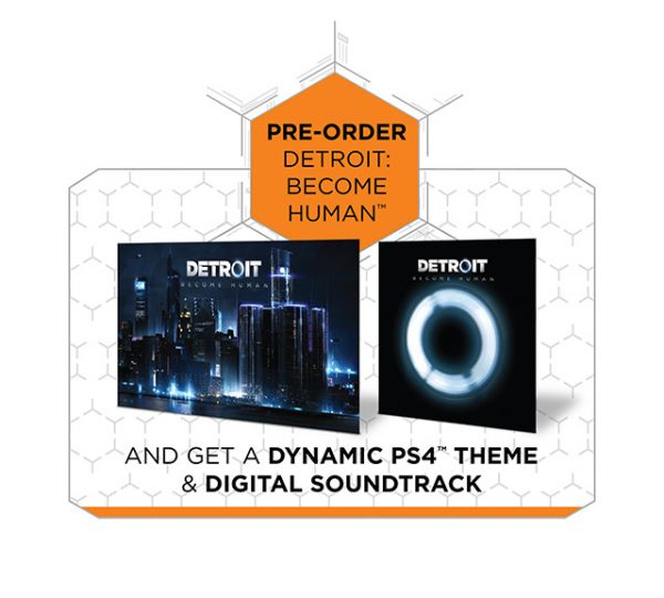 Pre-Order Detroit: Become Human and Receive Digital Soundtrack
