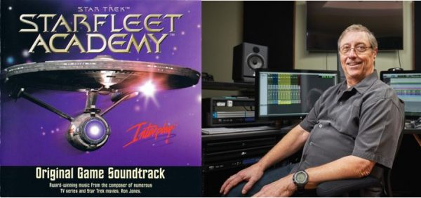 Composer Ron Jones slated to score SKY FIGHTER, an Indiegogo Sci-Fi short film!