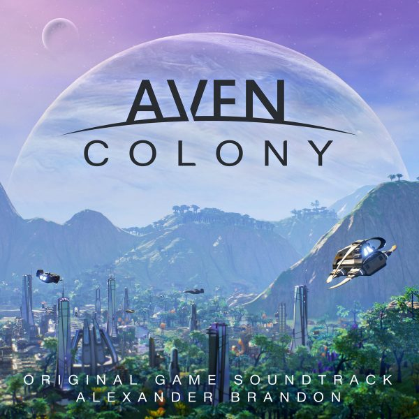 Dues Ex Composer Alexander Brandon Releases Aven Colony Original Soundtrack