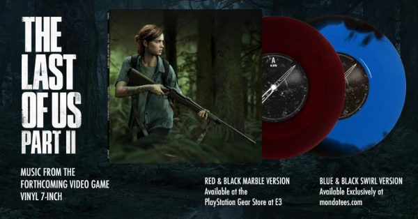 Naughty Dog and Mondo Announce Release of Last of Us Part II LP