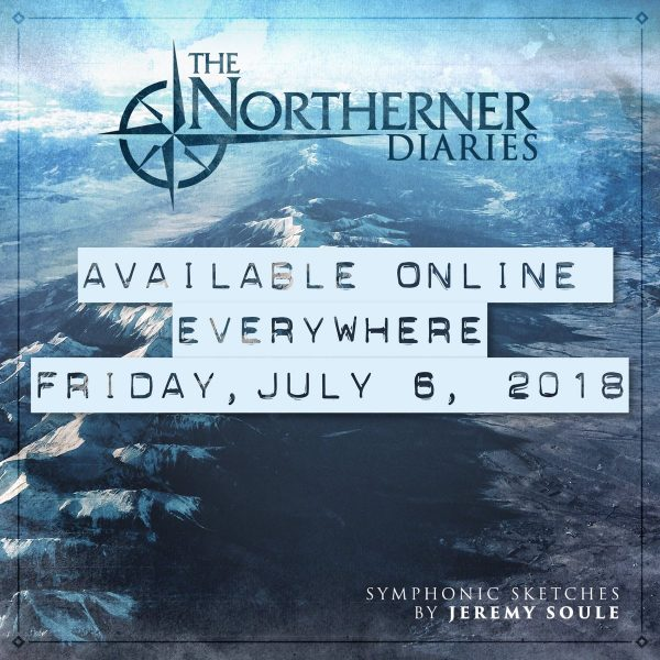 Jeremy Soule's The Norther Diaries Symphonic Sketches Now Available