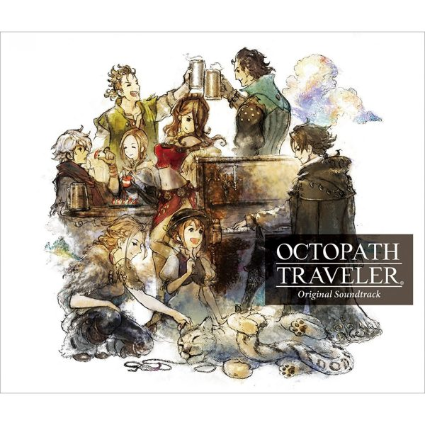 Octopath Traveler Original Soundtrack Releases July 13th
