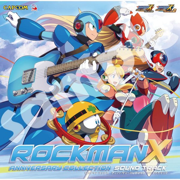 Celebrate the 25th Anniversary of Rockman X with Anniversary Collection Soundtrack