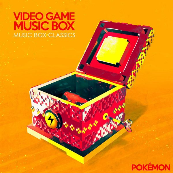 Pre-Order Video Game Music Box Albums on Bandcamp