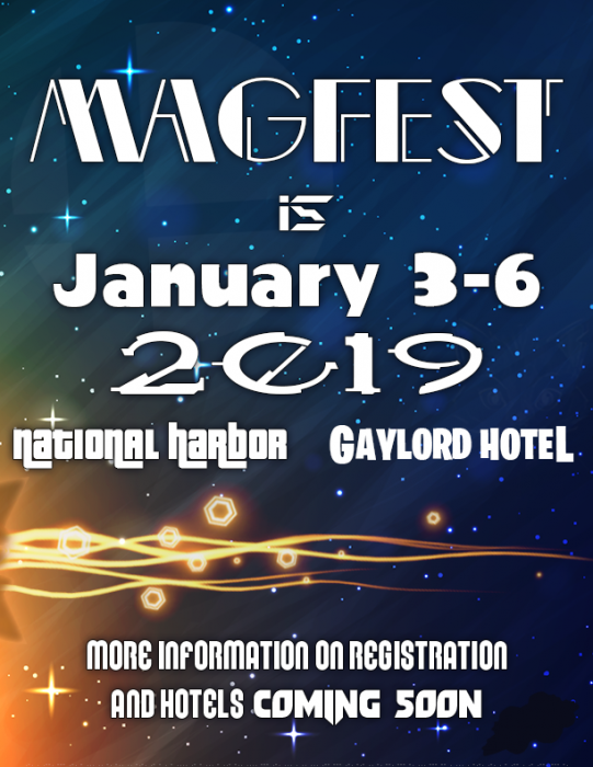 Super MAGFest @ Gaylord National Harbor