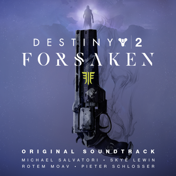 Destiny 2: Forsaken Original Soundtrack Now Available