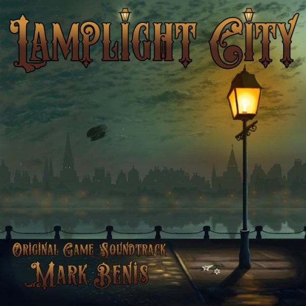 Lamplight City Original Soundtrack by Mark Benis Now Available