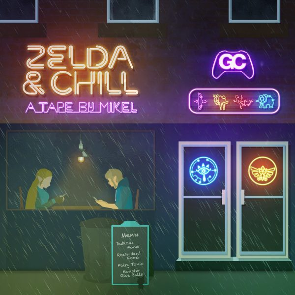 "GameChops Releases ""Zelda & Chill"" Legend of Zelda Hip Hop Album"
