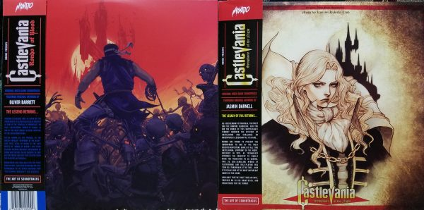 Mondo of Blood – Castlevania Rondo of Blood & Symphony of the Night OST Vinyl Review