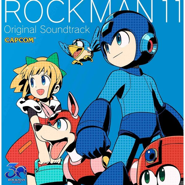 Mega Man 11 Original Soundtrack Available Nov. 14th