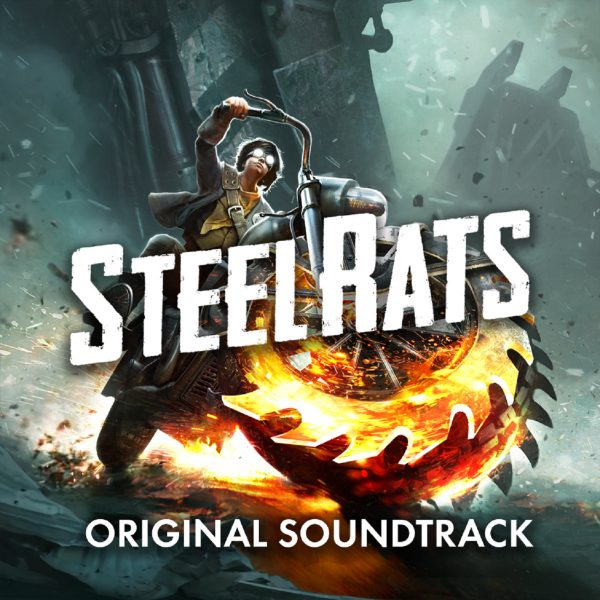Indie Game Steel Rats Original Soundtrack Now Available