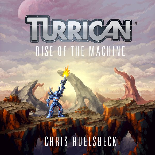 "Turrican Series Gets a New Conceptual Soundtrack with ""Rise Of The Machine """