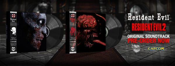 Soundtracks to Original Resident Evil and Resident Evil 2 Releasing to Vinyl