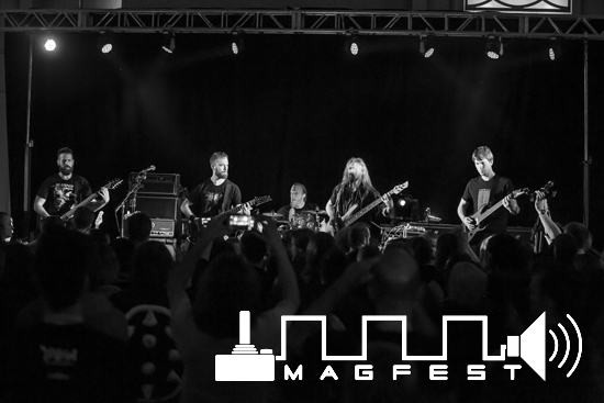 Viking Guitar Live at MAGFest 12