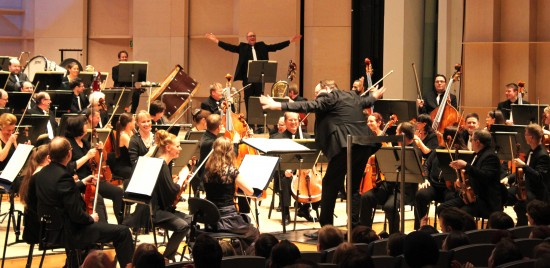 Tampere Philharmonic Orchestra performing Final Symphony II