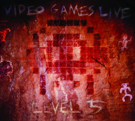 Video Games Live - LEVEL 5 album cover