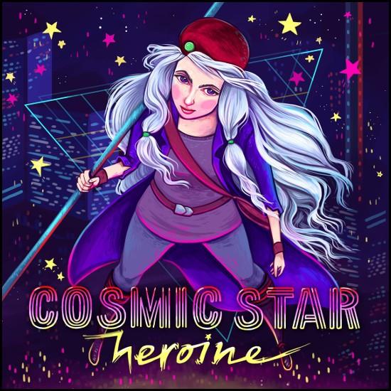 Cosmic Star Heroine Soundtrack cover