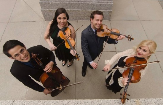 OSV Feature: Videri String Quartet Interview