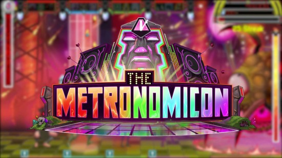 Metronomicon Logo
