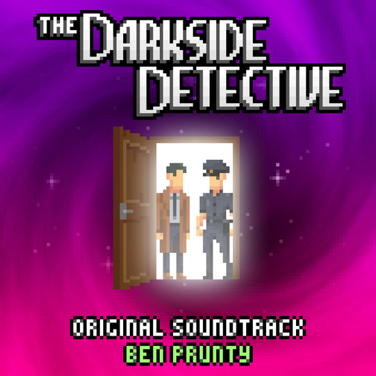 The Darkside Detective OST from Ben Prunty releases July 27th