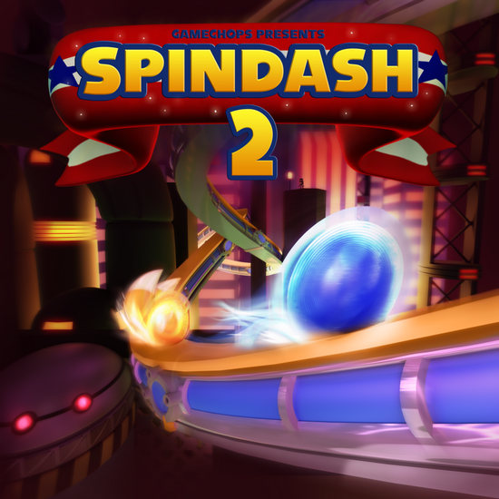 GameChops' Sonic remix sequel, Spindash 2, is out now