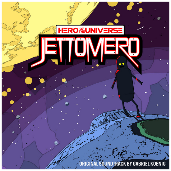 Jettomero and its Spacey Downtempo OST out now