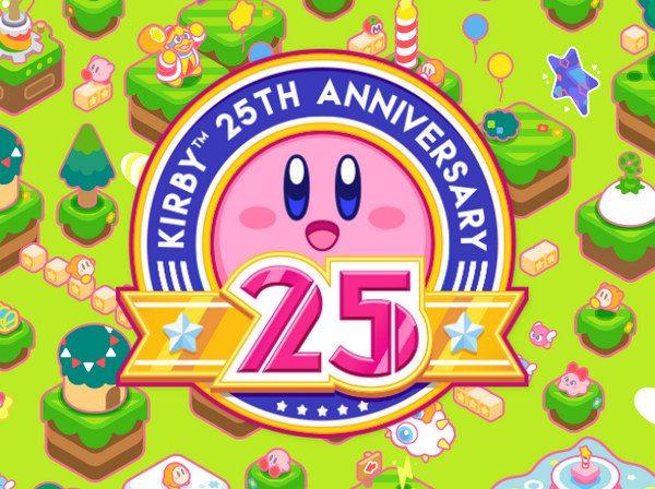 Kirby 25th Anniversary CD, DVD, Blu-ray Announced for Japan