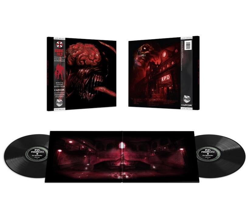 Original Sound Version Soundtracks To Original Resident Evil And